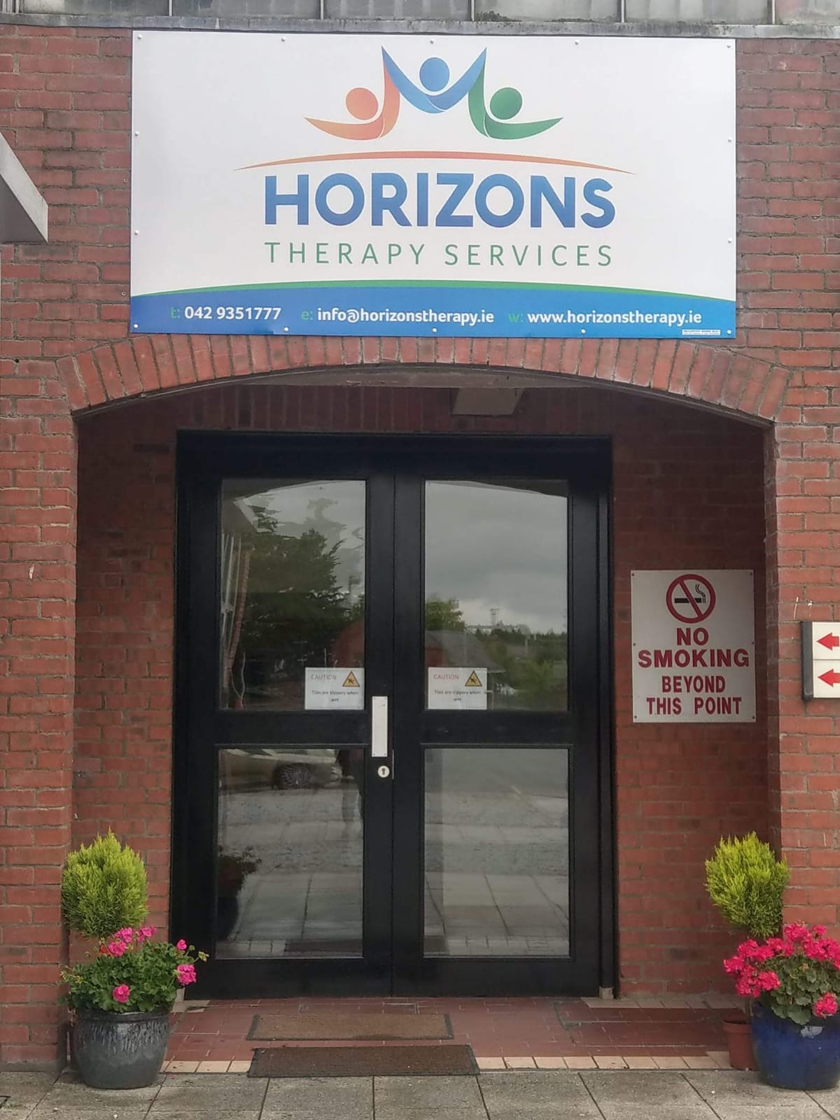 Horizons therapy enntrance